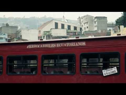 Tren Crucero - Ecuador a tu alcance (parte 1)