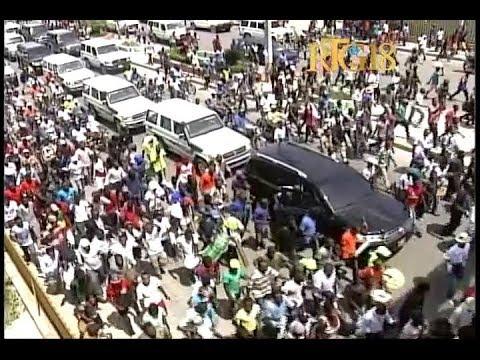 Le Président de la République, Jovenel Moïse est de retour au pays