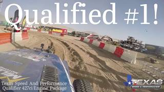 Texas Speed 427ci Engine Qualifies 1st And Wins At King Of The Hammers 4800 Class!