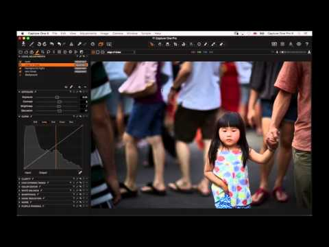 Capture One Pro 9 Webinar   Excelling with Black and White Images