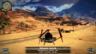 Just Cause 2 Demo PC Crack: Unlimited Time + All Blackmarket Stuff and No Demo Zone