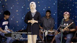 SELALU DI KENANG | TANJUNG MAS NINGGAL JANJI cover : Revita Ayu [ versi latihan AMPERA musik ]