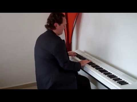 Caught Up In The Rapture (Anita Baker) - Original Piano Arrangement By MAUCOLI