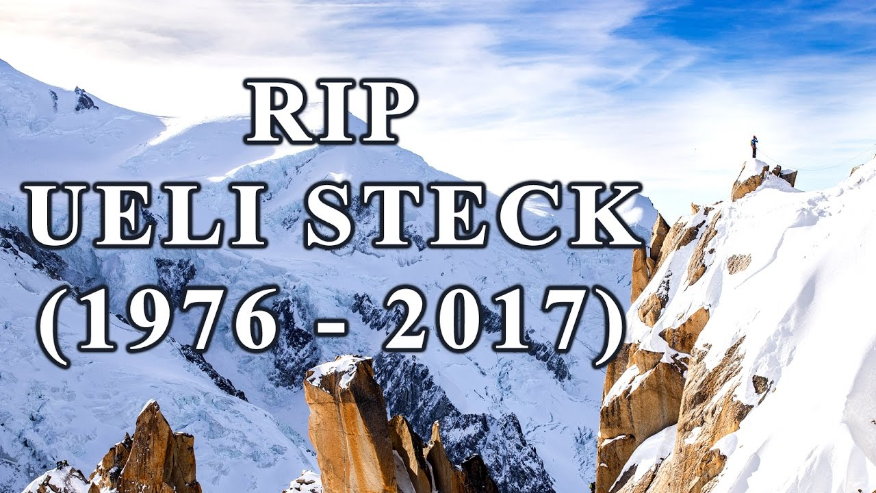 Ueli steck new speed record eiger 2015 youtube - Rip Ueli Steck The Swiss Machine 1976 2017 Youtube Quotes Music Rising By Kevin Macleod