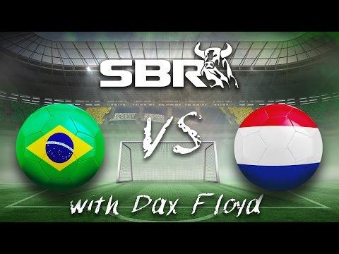 2014 World Cup Betting: Brazil vs. Netherlands
