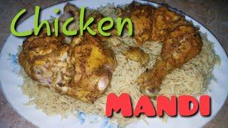 ARABIAN RECIPE CHICKEN MANDI