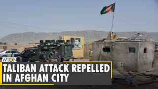 Afghan forces repel Taliban attack in Takhar province   Armed civilians help defend Taloqan city
