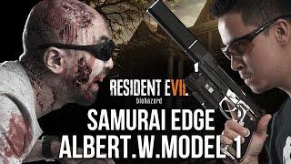 Unlocking the Resident Evil 7 Pistol - RedWolf Airsoft RWTV