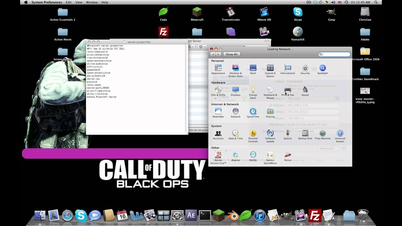 Mac Only] AutoBukkitServer [Easy]