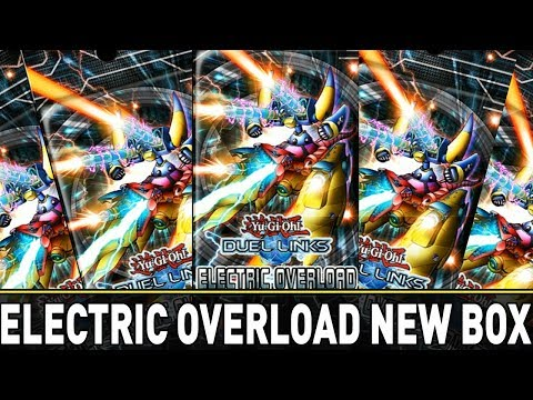 NEW PACK ELECTRIC OVERLOAD - TREEBORN FROG?! | YuGiOh Duel Links Mobile w/ ShadyPenguinn