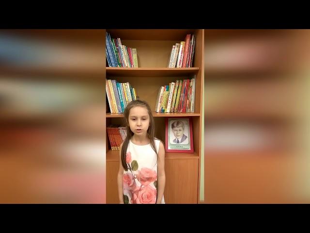 Изображение предпросмотра прочтения – АннаГоликова читает произведение «Звезды» С.А.Есенина