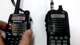Problemas de recepção do Rádio BAOFENG UV 5RA(Vídeo publicado no Canal de Rodrigo Salvatori., 2016-05-27T03:59:27.000Z)