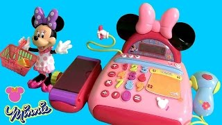 Minnie's Electronic Cash Register Minnie Mouse BowTique - Caja Registradora de Boutique de Moños thumbnail