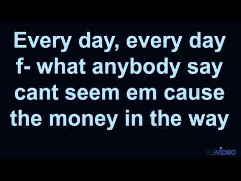 Drake- The motto (CLEAN lyrics)
