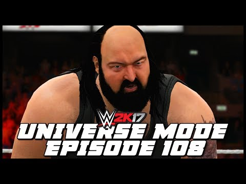 WWE 2K17 | Universe Mode - 'DISQUALIFIED!?' | #108