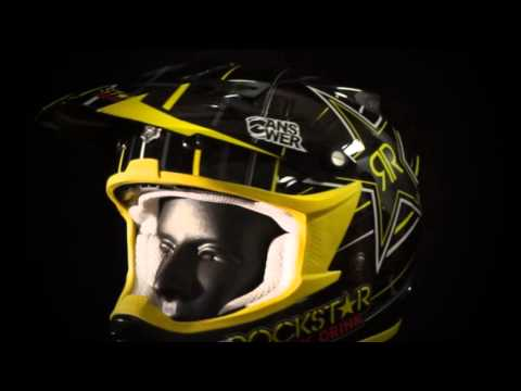 Answer Comet Rockstar Helmet