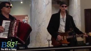 B93.3 - CV & Van McNeil - Bodeans - Fadeaway - LIVE! at MKE Historical Society.