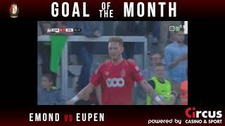 ⚽ Le Goal du mois ! ⚽
