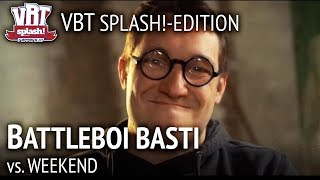 Repeat youtube video BattleBoi Basti vs. Weekend HR1 (feat. 4Tune) [FINALE] VBT Splash!-Edition
