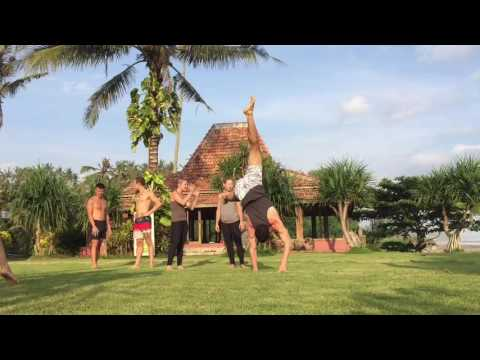 Yoga Training with Joy and Ricardo