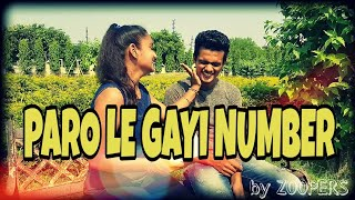 PARO LE GAYI NUMBER | ZOOPERS