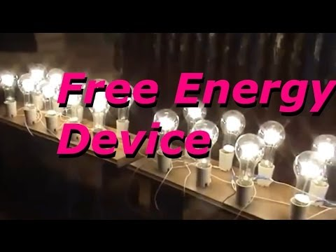 Free Energy Device - Russian Overunity Resonance Transformer