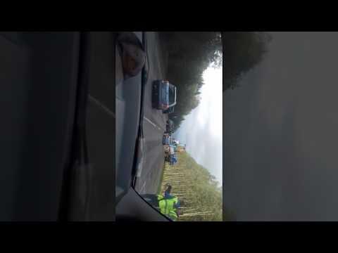 Поледствия Дтп 16 .9.2016  трассе Р-23 в Стругокрасненском районе