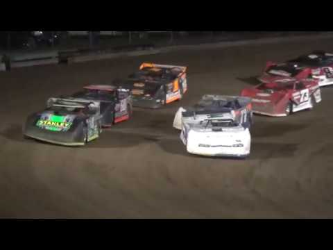 IMCA Late Model feature Independence Motor Speedway 7/1/17