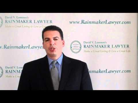 Law Firm Marketing Opportunity