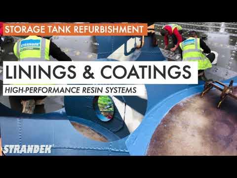 Storage Tank Linings and Coatings