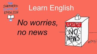 Learn English - the difference between NO and NOT