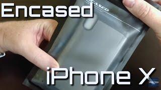Encased Scorpion iPhone X case