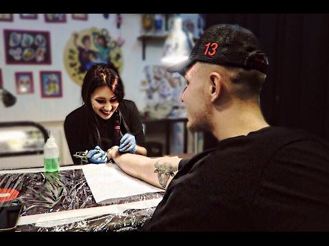 Био тату, татуировка хной от 500р
