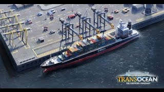 transOcean - The Shipping Company Обзор на русском часть 2