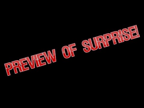 Preview Of Surprise! (What it could be? :o)  {!MARCH ONWARD!} :O