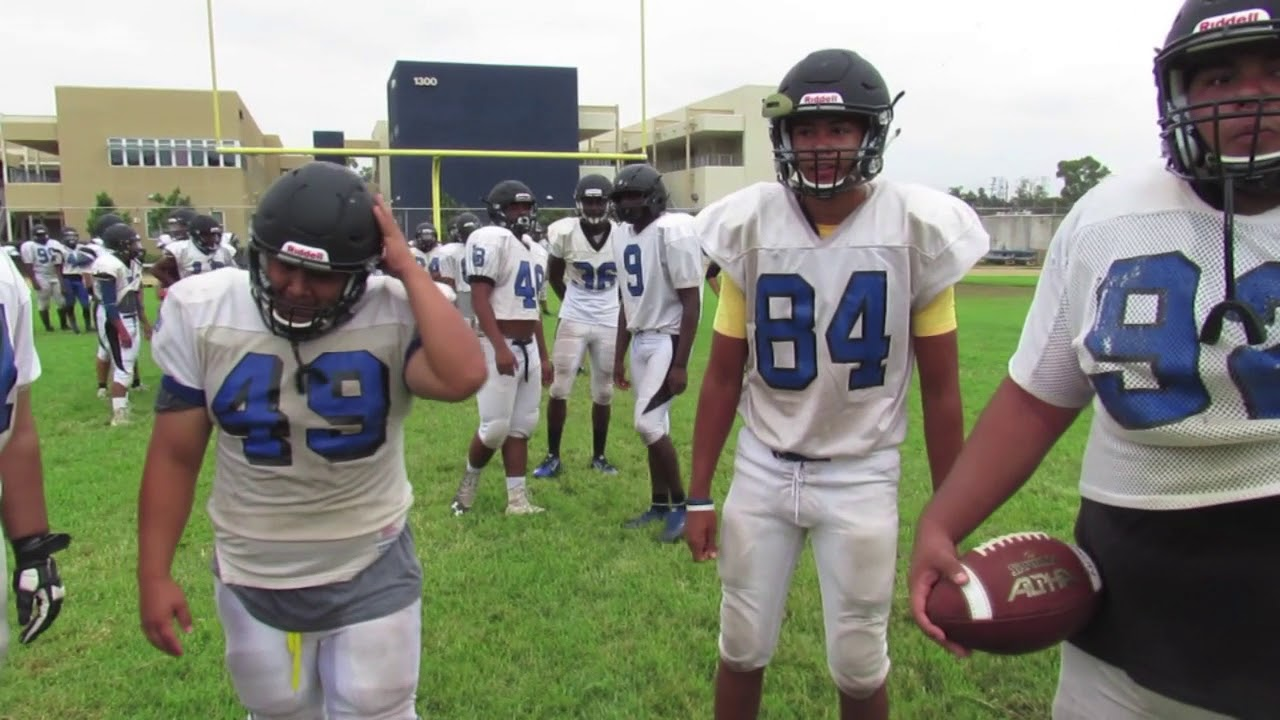Long Beach Jordan High School Football Preview