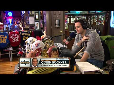 Quinn Buckner on the Dan Patrick Show (Full Interview) 3/27/14