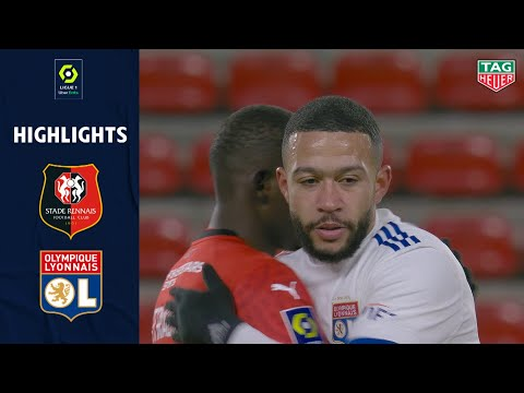 Rennes Lyon Goals And Highlights