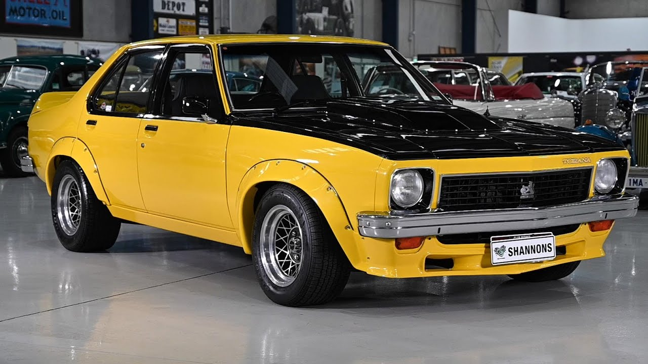 1977 Holden LX Torana A9X Sedan - 2020 Shannons Winter Timed Online Auction