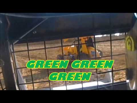 MMSA Lynn Ambrose hot laps at Brownstown 6 25 2016