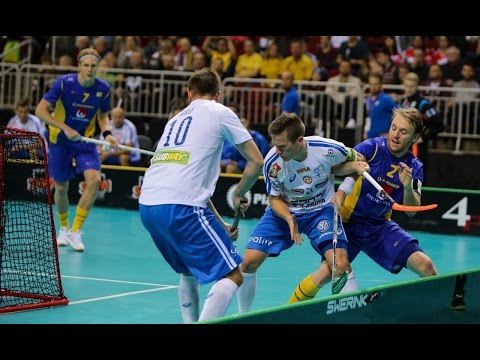 Men's WFC 2016 - Final - FIN v SWE