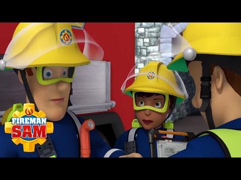 Fireman Sam 2017 New Episodes   Ocean Rescues  🚒 🔥   Cartoons for Children
