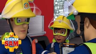 Fireman Sam 2017 New Episodes | Ocean Rescues  🚒 🔥 | Videos For Kids