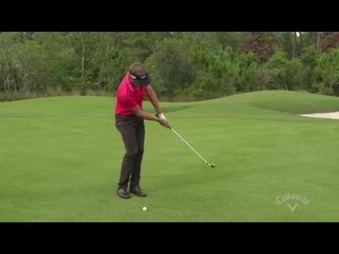 How to hit a Bump and Run, with Stuart Appleby – Callaway Office Golf Tips