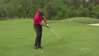 How to hit a Bump and Run, with Stuart Appleby - Callaway Office Golf Tips