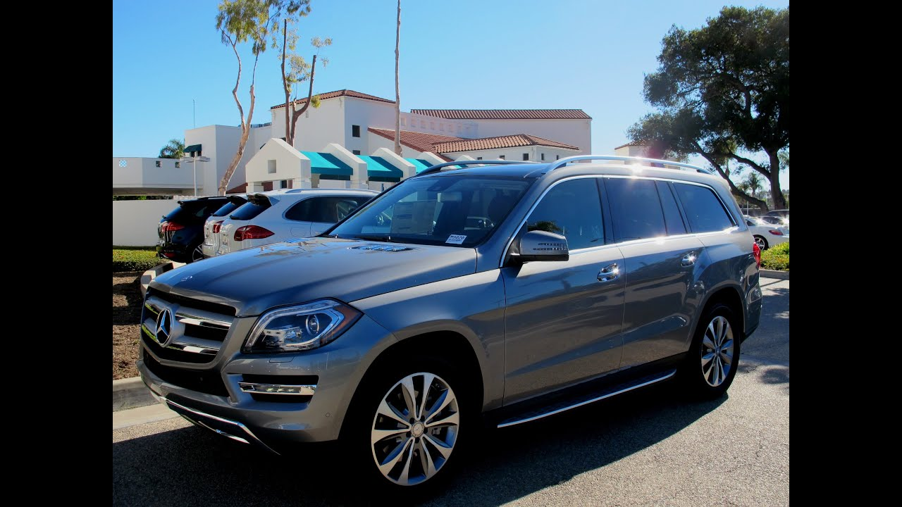 Youtube suv 2015 mercedes gl450 autos post for Gl450 mercedes benz