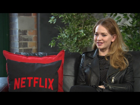 Girlboss star Britt Robertson on what Donald Trump would make of her