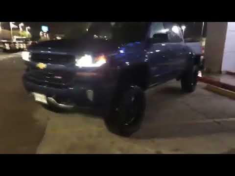 2018 Chevrolet Silverado Z71 4X4 7in Lift, 22in Wheels & 35in Tire Christopher Ausmus 832-409-8078