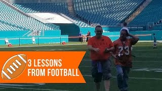 3 lessons learned from attending a Miami Dolphins game