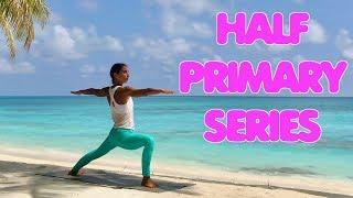 Половина первой серии Аштанга йоги
